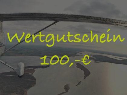 Wertgutschein 100,-€